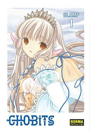 CHOBITS INTEGRAL 1