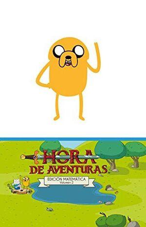 HORA DE AVENTURAS EDICION MATEMATICA 2