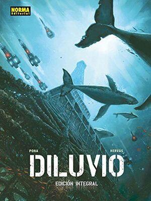 EL DILUVIO. EDICION INTEGRAL 1