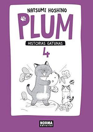PLUM HISTORIAS GATUNAS 4