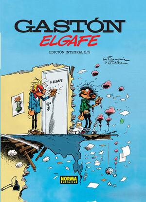 GASTON ELGAFE. ED INTEGRAL 2