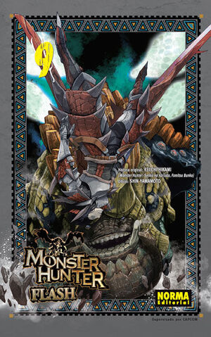 MONSTER HUNTER FLASH! 09