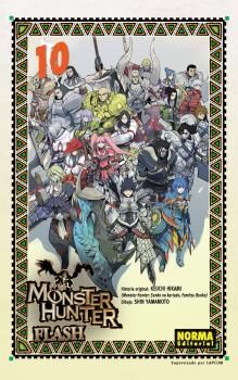 MONSTER HUNTER FLASH! 10