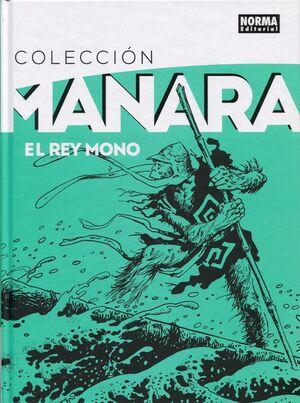 COLECCION MANARA 2. EL REY MONO
