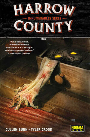 HARROW COUNTY 1.
