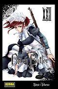 BLACK BUTTLER 22