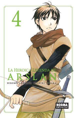 LA HEROICA LEYENDA DE ARSLAN 04