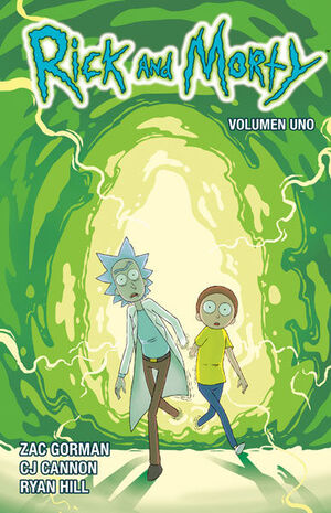 RICK Y MORTY 1