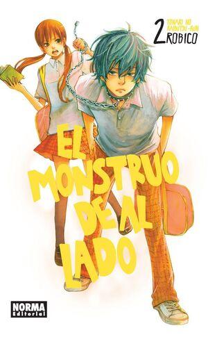 EL MONSTRUO DE AL LADO ( TONARI NO KAIBUTSU-KUN) 02