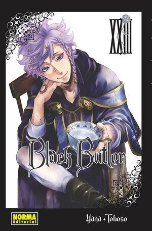 BLACK BUTLER 23