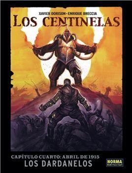 LOS CENTINELAS CAPITULO CUARTO