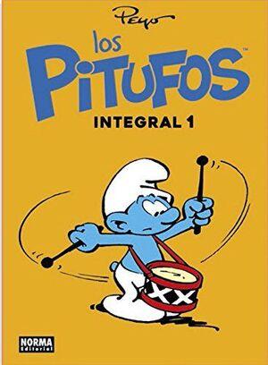 LOS PITUFOS ED INTEGRAL 1