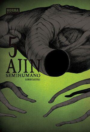 AJIN (SOBREHUMANO) 05