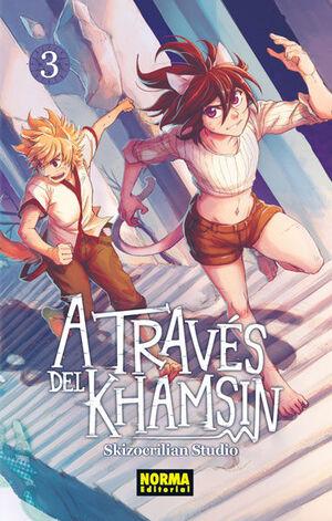 A TRAVES DEL KHAMSIN 3