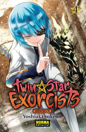 TWIN STAR EXORCIST 4