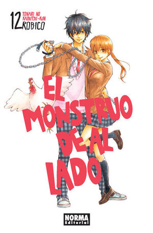 EL MONSTRUO DE AL LADO (TONARI NO KAIBUTSU-KUN) 12