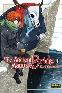 THE ANCIENT MAGUS BRIDE 4