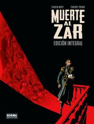 MUERTE AL ZAR. EDICION INTEGRAL