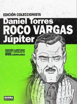 COFRE EDICION COLECCIONISTA. ROCO VARGAS. JUPITER