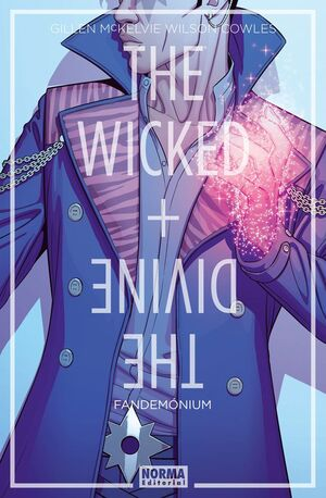 THE WICKED + THE DIVINE 2. FANDEMONIUM