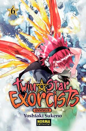 TWIN STAR EXORCISTS 6