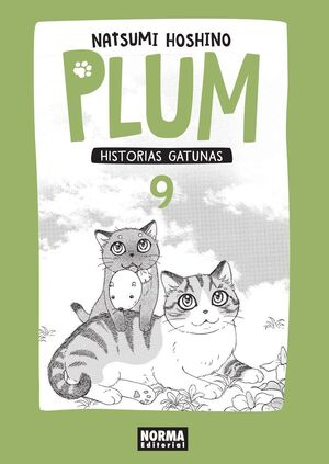 PLUM HISTORIAS GATUNAS 9