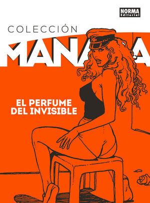 COLECCION MANARA 4. EL PERFUME DEL INVISIBLE