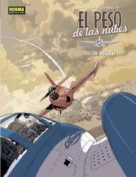 EL PESO DE LAS NUBES. EDICION INTEGRAL