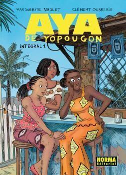 AYA DE YOPOUGON. INTEGRAL 01