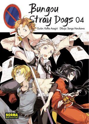 BUNGOU STRAY DOGS 4
