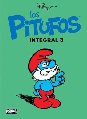 LOS PITUFOS. EDICION INTEGRAL 3