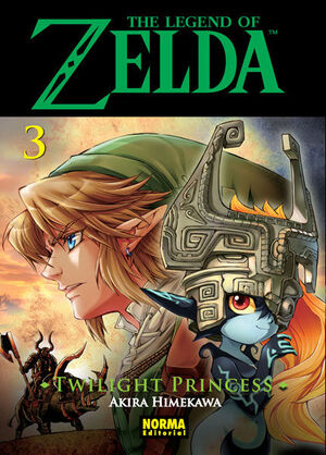 THE LEGEND OF ZELDA. TWILIGHT PRINCESS 3