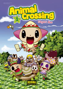 ANIMAL CROSSING 1