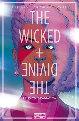 THE WICKED + THE DIVINE 4. TENSION DRAMATICA