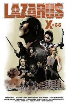 LAZARUS X + 66