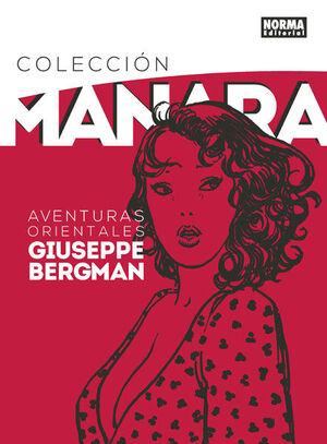 COLECCION MANARA 6. AVENTURAS ORIENTALES DE GIUSEPPE BERGMAN