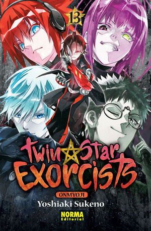 TWIN STAR EXORCIST 13