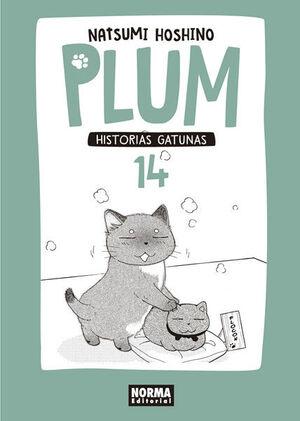 PLUM. HISTORIAS GATUNAS 14