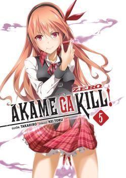 AKAME GA KILL! ZERO 5