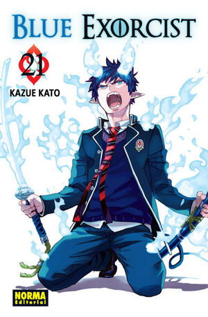 BLUE EXORCIST 21