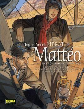 MATTEO. CUARTA EPOCA (AGOSTO-SEPTIEMBRE 1936)