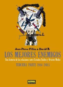 LOS MEJORES ENEMIGOS: UNA HISTORIA DE LAS RELACIONES ENTRE ESTADOS UNIDOS Y ORIE