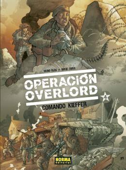 OPERACION OVERLORD 4. COMANDO KIEFFER