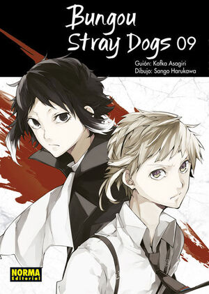BUNGOU STRAY DOGS 9