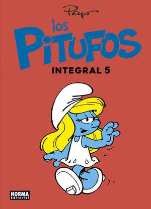 LOS PITUFOS. INTEGRAL 5