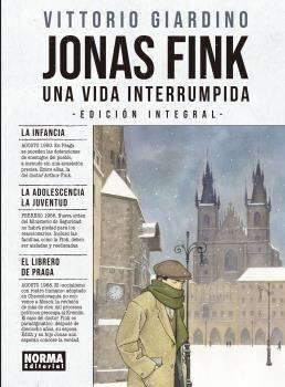 JONAS FINK, UNA VIDA INTERRUMPIDA. EDICION ESPECIAL CON DVD