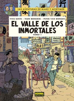 BLAKE & MORTIMER 25. EL VALLE DE LOS INMORTALES, TOMO 1