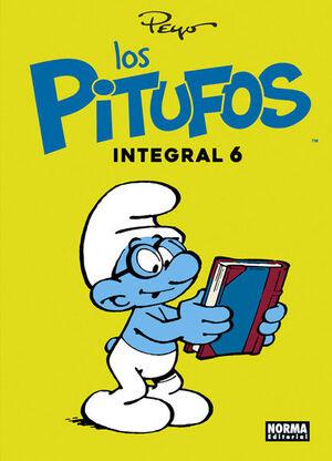 LOS PITUFOS. EDICION INTEGRAL 6