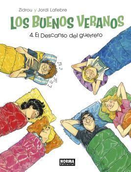 LOS BUENOS VERANOS 4