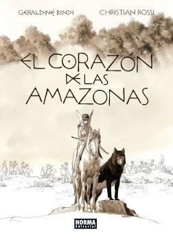 EL CORAZON DE LAS AMAZONAS